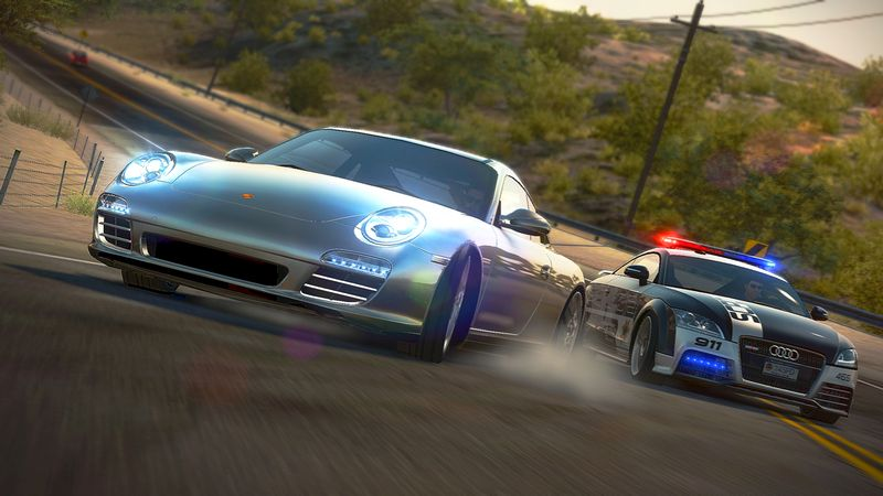 Sullivan und Sperry (2012). Need for Speed: Hot Pursuit Guildford: Criterion Games